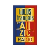 Logo de la radio Allzic Golds Français