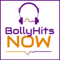 Logo of radio station BollyHits NOW