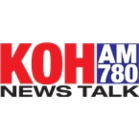 Logo of radio station KKOH