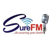 Logo de la radio SURE FM