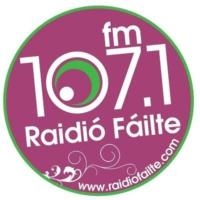 Logo of radio station Raidió Fáilte