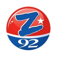 Logo de la radio WCMQ-FM  Zeta 92