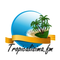 Logo of radio station Tropicalisima FM - Tropical