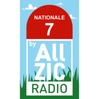Logo of radio station Allzic Radio NATIONALE 7
