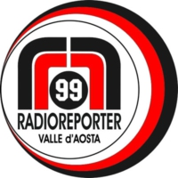 Logo of radio station Radio Reporter