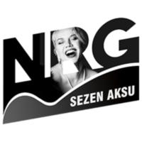 Logo of radio station NRG Sezen Aksu