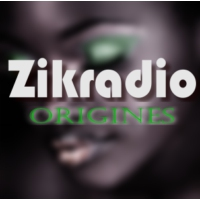 Logo of radio station ZIKRADIO ORIGINES