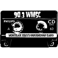 Logo de la radio WMSC Montclair State University 90.3 FM