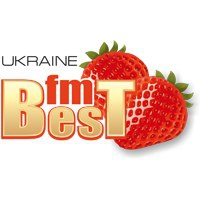 Logo of radio station BEST FM Україна