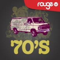 Logo de la radio Rouge 70's