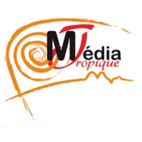 Logo of radio station Média Tropique FM