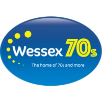 Logo of radio station Wessex 70s