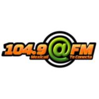 Logo de la radio XHMC @ FM 104.9