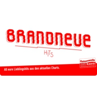 Logo of radio station Ostseewelle Brandneue Hits