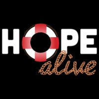 Logo de la radio Hope Alive Radio