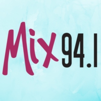 Logo of radio station KMXJ Mix 94.1 FM