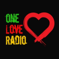 Logo of radio station One Love Radio
