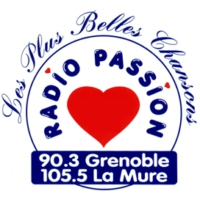 Logo of radio station Radio Passion