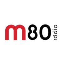 Logo of radio station M80 Rádio