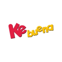 Logo of radio station Ke Buena