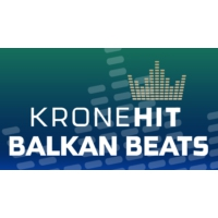 Logo of radio station KRONEHIT Balkan Beats