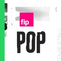 Logo of radio station FIP Pop