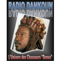 Logo of radio station RADIO DANKOUN