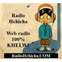 Logo of radio station RadioHchicha.COM