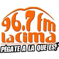 Logo de la radio La Cima 96.7 FM Carrizal