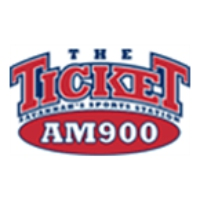 Logo of radio station WJLG The Ticket