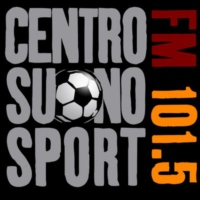 Logo of radio station Centro Suono Sport 101.5 FM