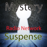 Logo of radio station Mystery and Suspense Radio Network