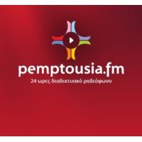 Logo of radio station Πεμπτουσία Web Radio