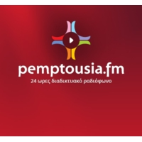 Logo of radio station Πεμπτουσία Web Radio