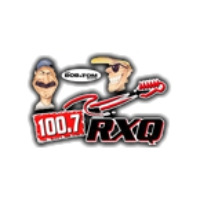 Logo of radio station WRXQ