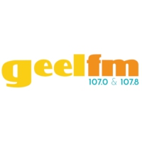 Logo of radio station Geel FM