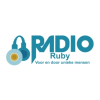 Logo of radio station radio ruby