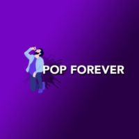 Logo of radio station Pop Forever