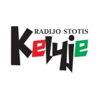 Logo of radio station radijas Kelyje 107.7