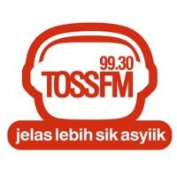 Logo of radio station TOSS FM Banda Aceh