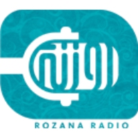 Logo of radio station Radio Rozana