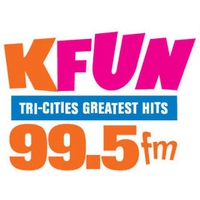 Logo of radio station KFUN