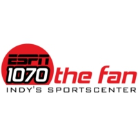 Logo of radio station WFNI ESPN 1070 The Fan