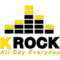 Logo of radio station K-Rock