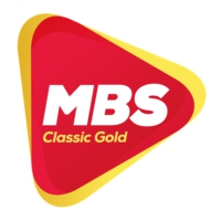 Logo of radio station MBS