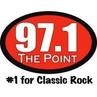 Logo of radio station KXPT The Point