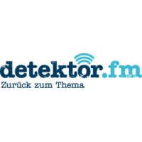 Logo of radio station detektor.fm Wortstream