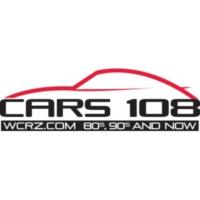 Logo of radio station WCRZ Cars 108 FM