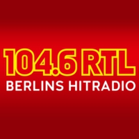 Logo of radio station RTL 104.6