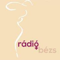 Logo of radio station Rádió Bézs 2
